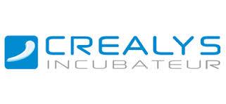 Logo Crealys Incubateur