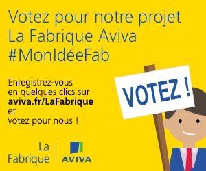 Votez pour InnovPulse au concours La Fabrique AVIVA